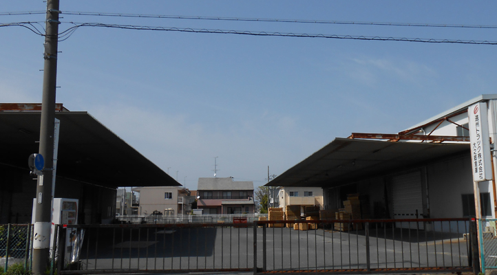 大之郷倉庫